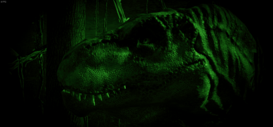 The tyrant that roamed the earth. (TREX REMODEL)