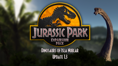 Jurassic Park Expansion Pack