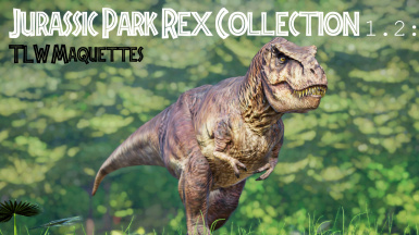 JURASSIC PARK REX COLLECTION