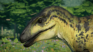 More accurate Acrocanthosaurus