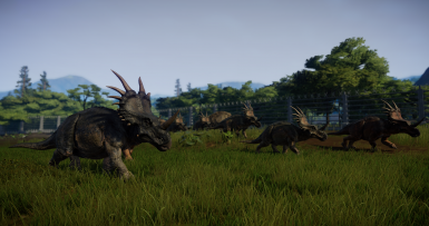 MrTroodon Dinosaurs Behavior and Stats Overhaul.