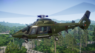 ACU Helicopter