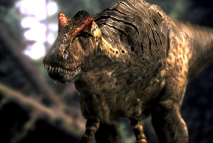 Walking with Dinosaurs Allosaurus Sounds