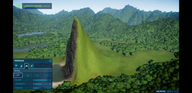 Enhanced Terrain Tools
