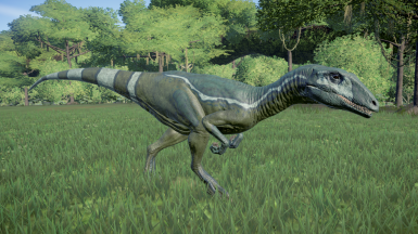 Gojirasaurus New Species