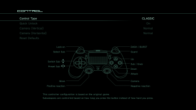 Playstation Button Prompts (English only)
