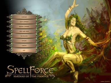 SpellForce Platinum Edition Main Menu Image_Music Change
