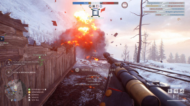 Attackers Advance on Flag Capture