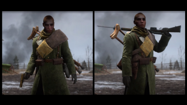 Battlefield 1 Women's Battalion of Death MOD