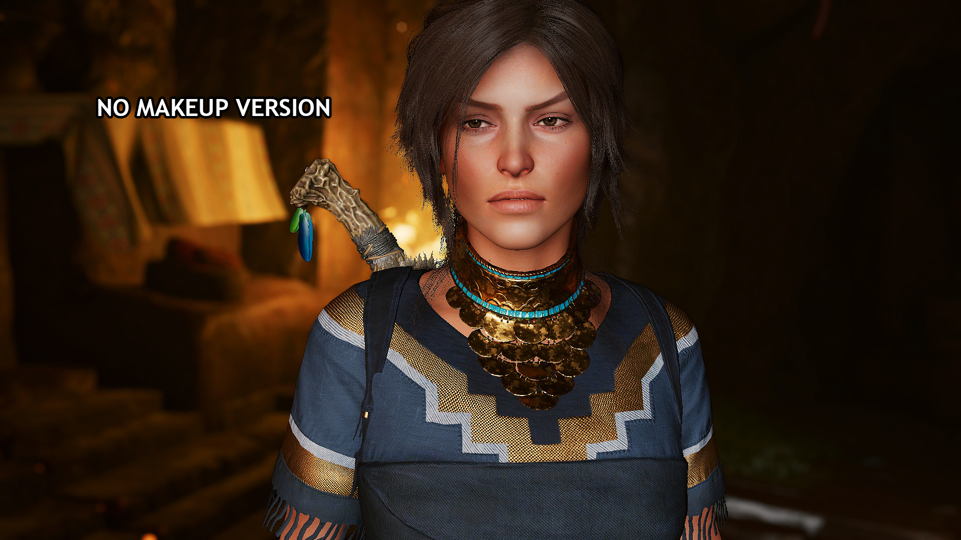 Shadow of the Tomb Raider mod adds see-through clothes