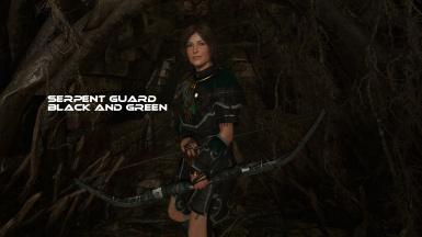 Shadow of the Tomb Raider Outfit Mod  at Shadow of the Tomb Raider