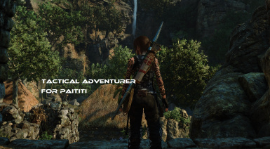 Shadow of the Tomb Raider Outfit Mod  at Shadow of the Tomb