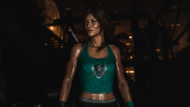 Shadow of the Tomb Raider Outfit Mod.