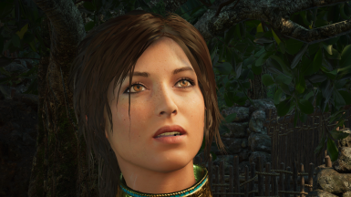 Beautiful Eye Color for Lara for High Textures