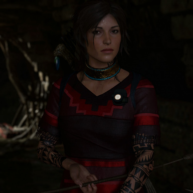 Shadow of the Tomb Raider Outfit Mod for High Settings.