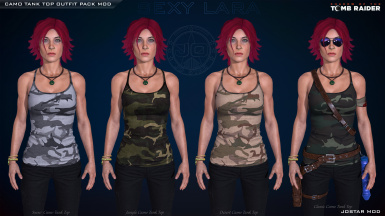 TANK TOP OUTFITS PACK MOD