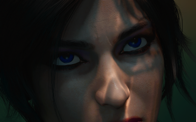 New Makeup for Lara
