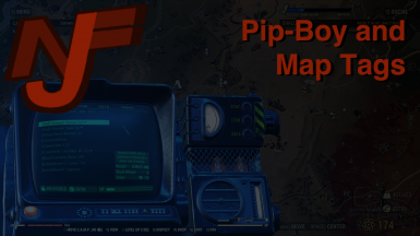 NJF's Pip-Boy And Map Tags