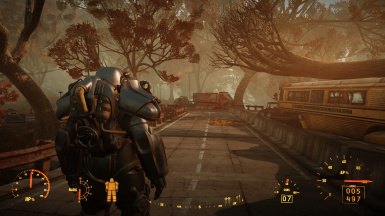 Power Armor HoloHUD