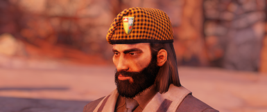 HD - Fixed up Fasnacht Beret