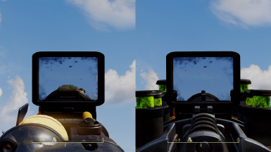 Tactical Reflex Sights (Laser and Plasma)
