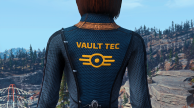 Vault Tec Regular Logo