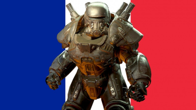 -FRENCH- Voix Liberty Prime VF