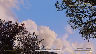 Radiant Clouds and Skys - A Cloud and Sky overaul for Fallout 76