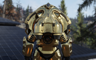 Pure Gold Jetpack