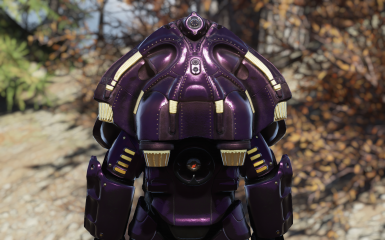 Purple/Gold Jetpack