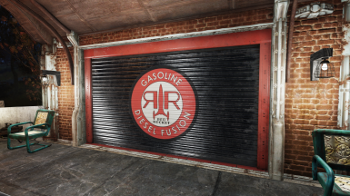 Red Rocket PreFab Garage Door Variations