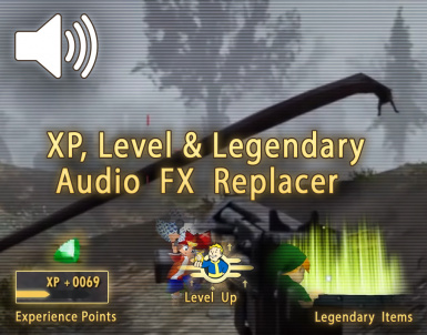 Classic Audio FX - XP Level Up and Legendary Item Sound Replacer