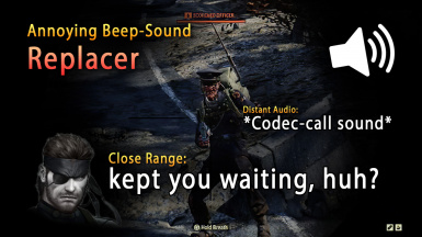 Launch Code Audio FX - Scorched Officer Sound Replacer