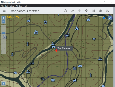 Light mode and Military map