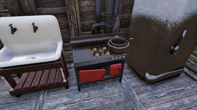 Workstations and Camp Items - Color Themes