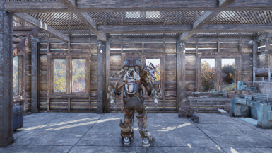 Power Armor Fast Exit and Enter (F76)