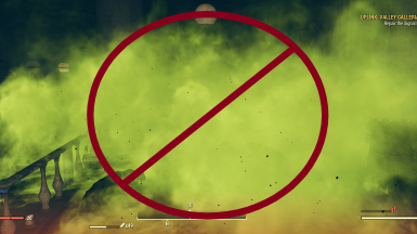 No more Toxic Blood Mist