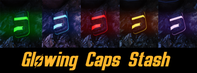 RatMonkeys Glowing Caps Stash Tins
