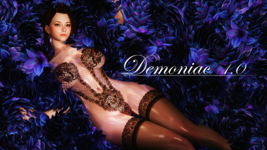 Demoniac- High Quality Glossy Female Body Texture