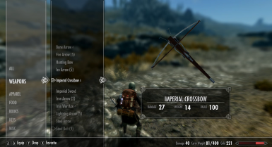 Crossbows of Skyrim - NX Edition at Skyrim - Nintendo Switch