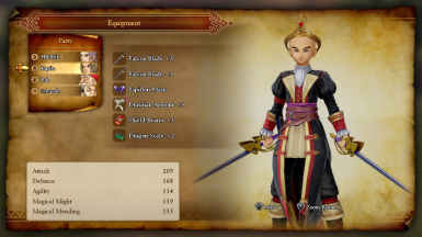 Costume Swap Cheat Table at Dragon Quest XI Nexus - Mods and community
