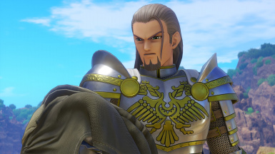 DQ11 - White Knight Hendrik at Dragon Quest XI Nexus - Mods and