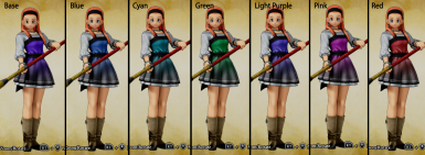 Tamed Colors for Serena Casual