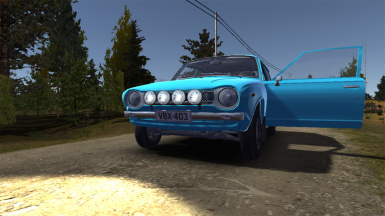 Rally Spotlights At My Summer Car Nexus Mods And Community
