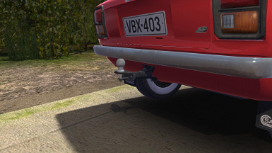 Trailer Hitch System