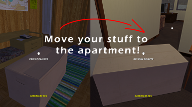 Move your objects