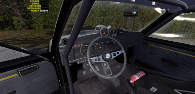 Steering Wheel GT Dark Edition