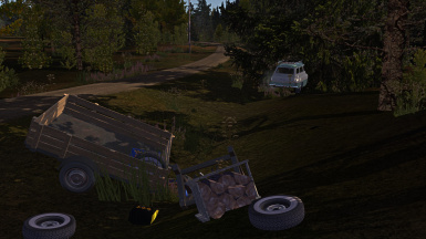 Trailer (Remade) at My Summer Car Nexus - Mods and community
