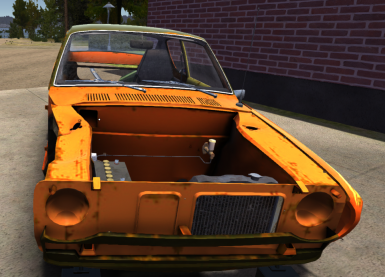 My summer car Project Rebuild (Save Game)