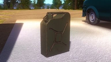 New Jerrycan